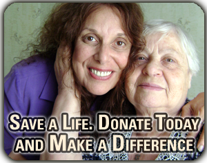 Donate today and make a difference