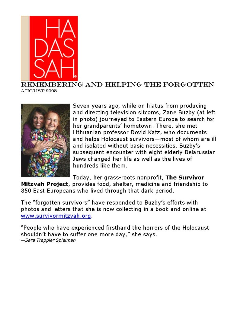 Hadassah-Magazine-Remembering-and-Helping-the-Forgotten