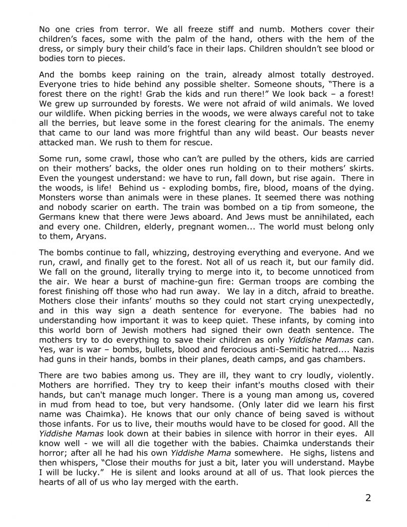 Remember His Name newsletter-2