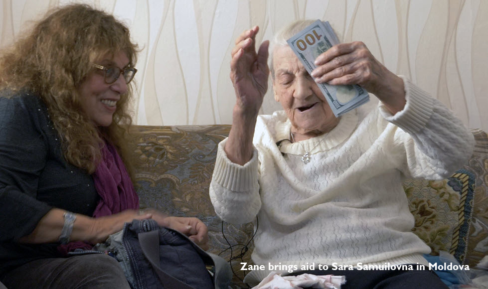 Donate to Holocaust Survivors in Eastern Europe